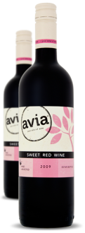 Avia Sweet Red Wine